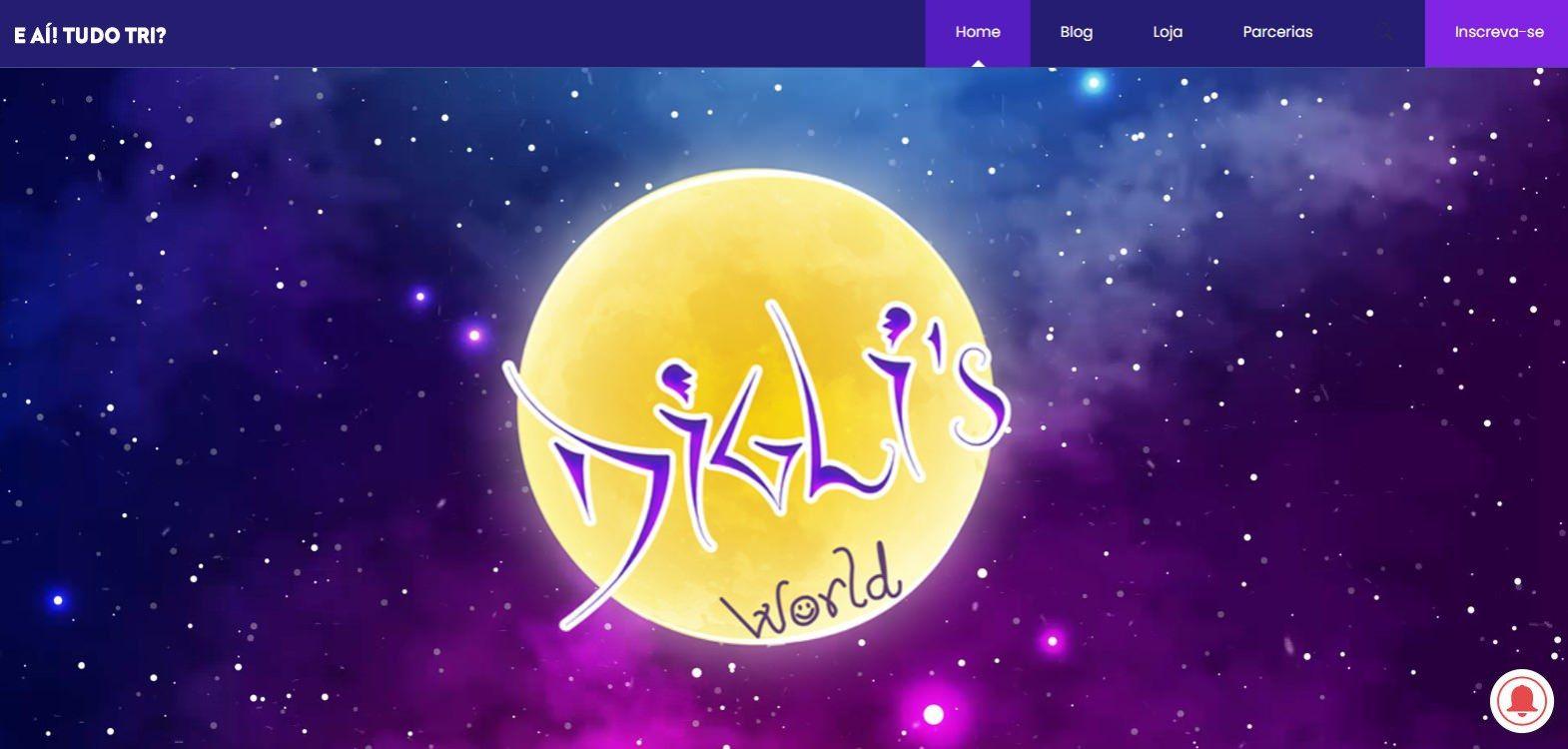 Site do casal DigLi
